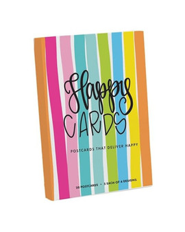 Postcard Book | Happy Cards