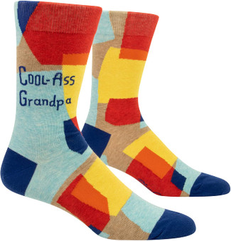 Cool Ass Grandpa Men's Socks