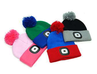Night Owl Youth Rechargeable Beanie