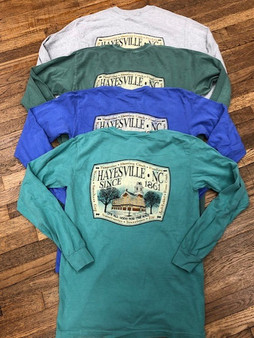 Hayesville Good For the Soul Long Sleeve Tee