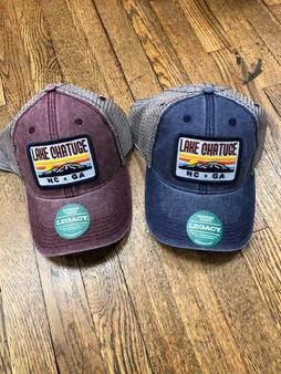 Lake Chatuge Trucker Hat