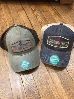 Jackrabbit Trails Trucker Hat