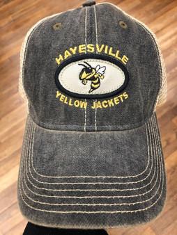 Hayesville Yellow Jacket Hat