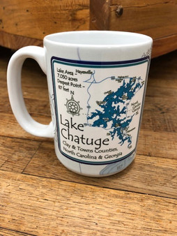 Lake Chatuge Mug