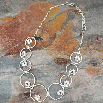 Anju Pluto Necklace
