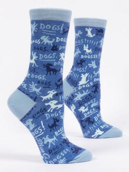 DOGS!  Women's Socks