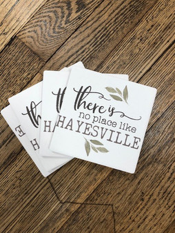 There's No Place Like Hayesville - Coasters