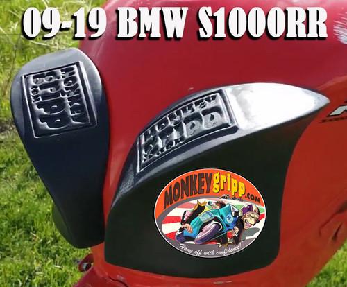 09-19 BMW S1000RR Two-piece MonkeyGripps