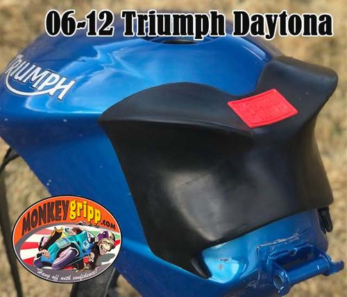 06-12 Triumph Daytona 675 Gen2 One-Piece MonkeyGripp