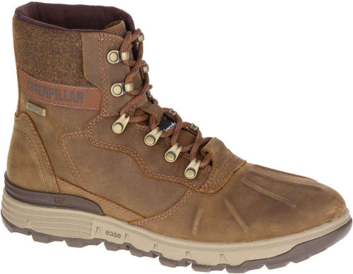 Caterpillar Stiction Hi Ice Waterproof TX Mens Category: Boots Color: Brown Sugar ItemNumber: MP720448