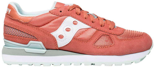 Saucony Shadow Original Womens Category: Fashion Sneakers Color: Pink - White ItemNumber: WS1108-691
