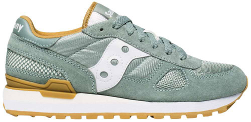 Saucony Shadow Original Womens Category: Fashion Sneakers Color: Green - White ItemNumber: WS1108-692