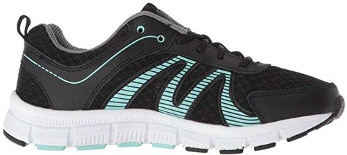 Ryka Heather SMT Womens Category: Cross Training Color: Black - Mint - Grey ItemNumber: WF5200M-1001