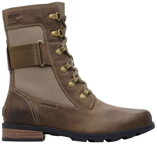 Sorel Emelie Conquest Womens Category: Boots Color: Major ItemNumber: W1809021-245