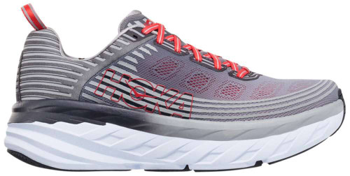Hoka One One Bondi 6 Mens Category: Running Color: Alloy - Steel Grey ItemNumber: M1019269-ASGY