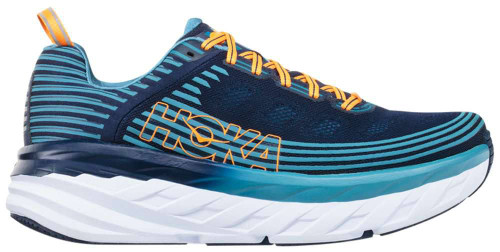 Hoka One One Bondi 6 Mens Category: Running Color: Black Iris - Storm Blue ItemNumber: M1019269-BISB