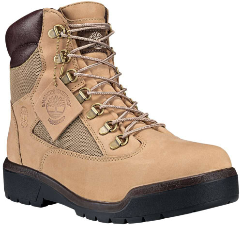 Timberland Field Boot 6-Inch F-L Waterproof Mens Category: Boots Color: Medium Beige ItemNumber: MTB0A1NZK257