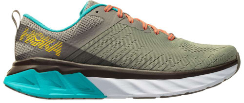 Hoka One One Arahi 3 Wide Womens Category: Running Color: Frost Grey - Scuba Blue ItemNumber: W1104100-FGSB