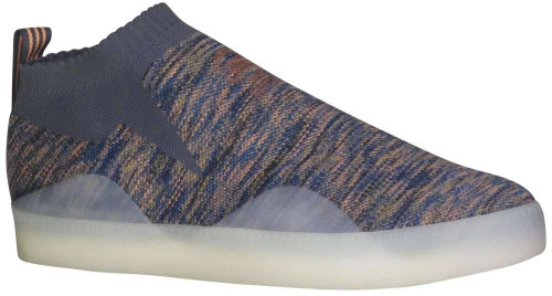 Adidas 3ST-002 Primeknit Mens Category: Fashion Sneakers Color: Onix - Trace Royal - Chalk Coral ItemNumber: MB41689