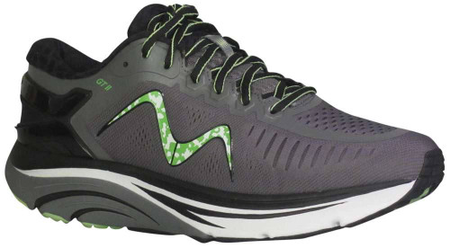 Mbt GT Mens Category: Running Color: Grey - Green ItemNumber: M702023-1090Y
