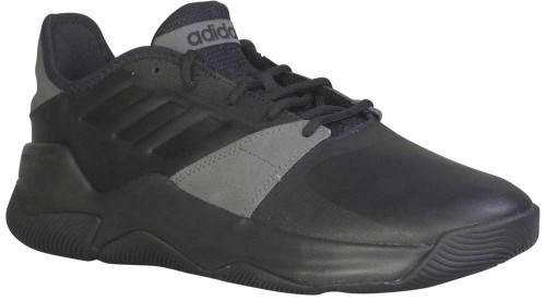 Adidas Streetflow Mens Category: Basketball Color: Core Black - Core Black - Grey Five ItemNumber: MF36621