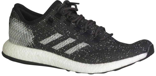 Adidas PureBoost Mens Category: Running Color: Core Black - Running White - Raw White ItemNumber: MB37775