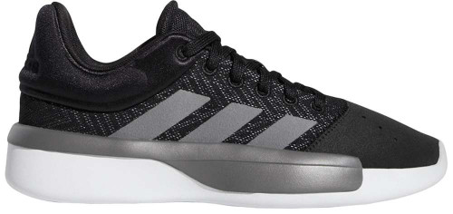 Adidas Pro Adversary  2019 Mens Category: Basketball Color: Core Black - Cloud White - Grey Four ItemNumber: MCG7099