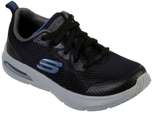 Skechers Dyna Air Quick Pulse Boys Category: Cross Training Color: Black ItemNumber: B98100L-BLK