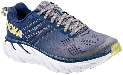 Hoka One One Clifton 6 Womens Category: Running Color: Ensign Blue - Wild Dove ItemNumber: W1102873-EBWD