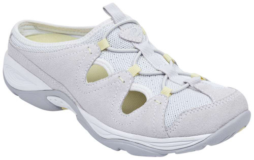 Easy Spirit Eztry Womens Category: Slip Ons Color: Nimbus Cloud - White ItemNumber: WSEEZTRY-050