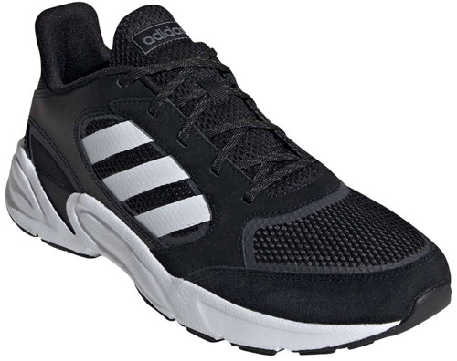 Adidas 90s Valasion Mens Category: Fashion Sneakers Color: Core Black - White - Grey Six ItemNumber: MEE9892