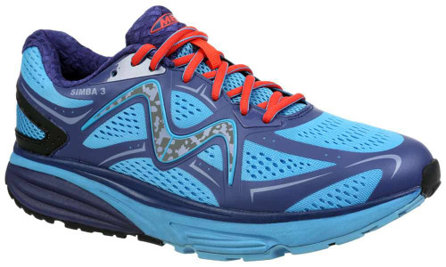 Mbt Simba 3 Mens Category: Running Color: Royal Blue - Navy ItemNumber: M702027-1234Y
