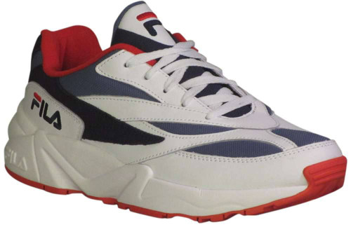 Fila V94M Womens Category: Fashion Sneakers Color: Marine - White - Fila Navy ItemNumber: W5RM00813-426