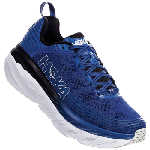 Hoka One One Bondi 6 Mens Category: Running Color: Galaxy Blue - Anthracite ItemNumber: M1019269-GBAN
