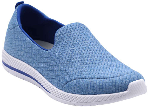 Easy Spirit Glider 2 Womens Category: Fashion Sneakers Color: Light Blue ItemNumber: WSEGLIDER2-450