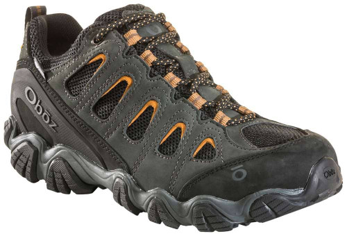 Oboz Sawtooth II Low BDry Mens Category: Outdoor Color: Shadow - Burlap ItemNumber: M23401SHBU