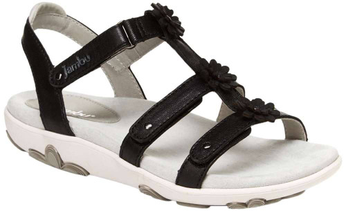 Jambu Sunflower Womens Category: Sandals Color: Black ItemNumber: WJ19SUN01