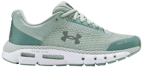 Under Armour HOVR Infinite CT Womens Category: Running Color: Atlas Green - White - Reflective ItemNumber: W3021396-300