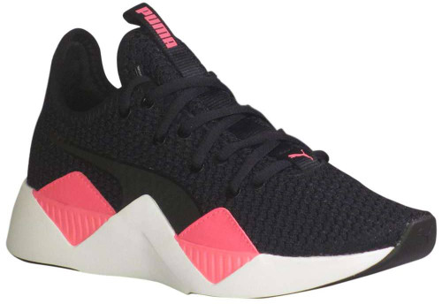 Puma Incite FS Womens Category: Fashion Sneakers Color: Puma Black - Knockout Pink ItemNumber: W191763-01