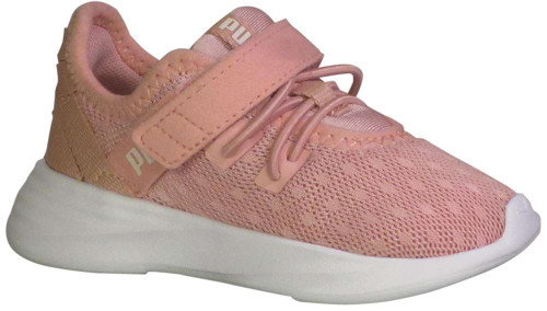 Puma Radiate XT Interest V Toddler Girls Category: Fashion Sneakers Color: BridalRose - PastelParchment ItemNumber: S193325-02