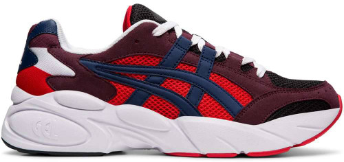 Asics GEL-BND Mens Category: Fashion Sneakers Color: Black - Blue Expanse ItemNumber: M1021A145-004