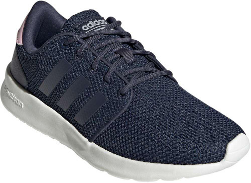 Adidas QT Racer Womens Category: Running Color: Trace Blue - Trace Blue - Running White ItemNumber: WEE8091