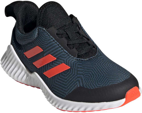 Adidas FortaRun Wide Boys Category: Running Color: Core Black - Solar Red - Tech Ink ItemNumber: BEG5879