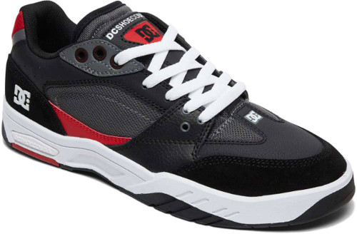 DC Shoes Maswell Mens Category: Skate Color: White - Black - Red ItemNumber: MADYS100473-WBD