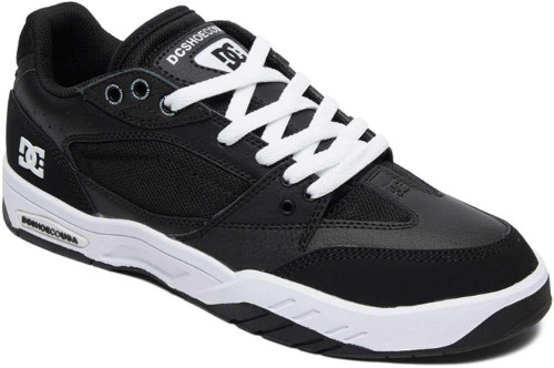 DC Shoes Maswell Mens Category: Skate Color: Black - Black - White ItemNumber: MADYS100473-XKKW