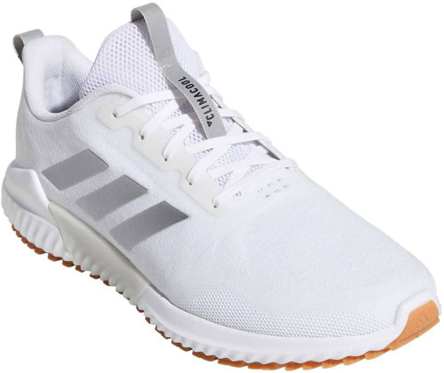 Adidas Edge Runner Mens Category: Running Color: White - Silver Metallic - Grey One ItemNumber: MEE9048