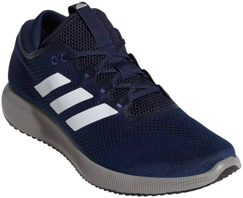 Adidas Edge Flex Mens Category: Running Color: Collegiate Navy - White - Grey Three ItemNumber: MG28202