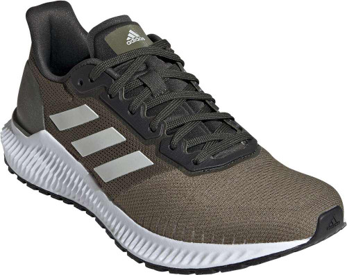 Adidas Solar Ride Womens Category: Running Color: Raw Khaki - Raw White - Legend Earth ItemNumber: WEF1445