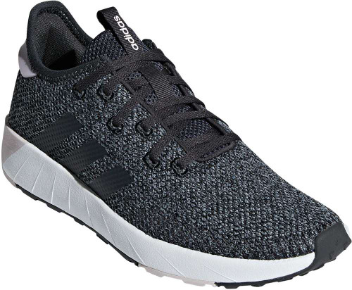 Adidas Questar X BYD Womens Category: Running Color: Core Black - Carbon - Grey ItemNumber: WB96490