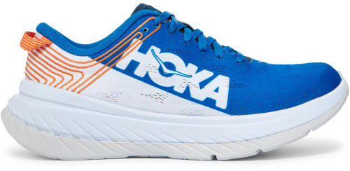 Hoka One One Carbon X Mens Category: Running Color: Imperial Blue - White ItemNumber: M1102886-IBWT